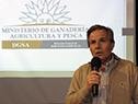 Director de Servicios Agrícolas, Federico Montes