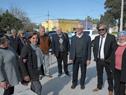 Ministro de Salud Pública, Jorge Basso, encabezó visita y recorrida a policlínica de Santa Rosa