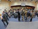 Gobierno de Cercanía, conferencia de prensa de rendición de cuentas, Canelones