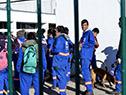 Participantes del Programa Uruguay Trabaja