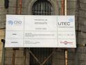 Autoridades recorrieron obras de nuevo local de UTEC con más de 1.100 metros cuadrados y capacidad para 250 estudiantes por turno