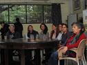 Celebración del Día Internacional del Adulto Mayor, realizada por ASSE este martes en el hospital geriátrico Piñeyro del Campo
