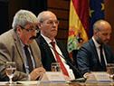 Ariel Bergamino en la apertura del IX Foro de Reflexión Unión Europea-América Latina y el Caribe (UE-LAC)