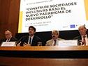 Santiago Soto en la apertura del IX Foro de Reflexión Unión Europea-América Latina y el Caribe (UE-LAC)