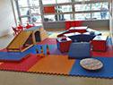 Inauguración del CAIF Aldeas Infantiles, Paysandú