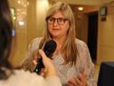 Directora Ejecutiva de AUCI, Andrea Vignolo, tras el cierre del IX Foro de Reflexión Unión Europea-América Latina y el Caribe