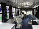 Ómnibus equipado para atención de Salud Bucal Escolar