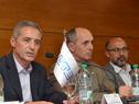 Convenio marco de cooperación de trabajo firmado entre la Agencia Nacional de Desarrollo (ANDE) y UTE