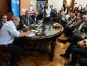 Firma de acuerdo para financiación de remodelación de plaza de toros Real de San Carlos