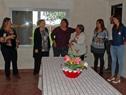 Autoridades de Mevir e Instituto Nacional de Colonización recorrieron obras realizadas en San Antonio
