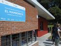 Inauguración de CAIF Mamboretá, en el barrio montevideano Brazo Oriental