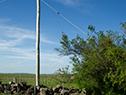 Paraje de Cerro Travieso en Tacuarembó accede a la electricidad