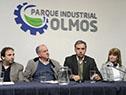 Presentación del proyecto del Parque Industrial Olmos