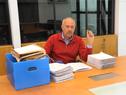 Secretario de la Presidencia, Miguel Ángel Toma