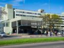 Autoridades recorrieron el Hospital Policial