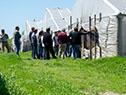 Biofábrica de la Cooperativa Agraria Punto Verde y de Batoví Instituto Orgánico-Uruguay, San Bautista, Canelones