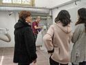 Marina Arismendi participó de jornada de puertas abiertas en Centro Nacional de Ayudas Técnicas y Tecnológicas