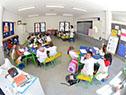 Inauguración de nueva escuela de tiempo completo n.° 17, de Gregorio Aznárez, en Maldonado
