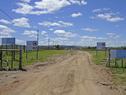 Acceso a nueva planta de saneamiento de OSE en Mariscala, Lavalleja