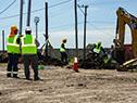 Ministerio de Vivienda relevó comienzo de obras de UPM en terrenos públicos en Durazno