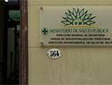 Sede del Ministerio de Salud Pública en Salto