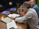 Firma de convenio para inversión de 5,6 millones de dólares en complejo deportivo Arenas Soriano