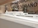 Maqueta del proyecto complejo deportivo Arenas Soriano