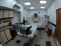 Nuevo tomógrafo del hospital de Minas