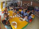 Escuela de tiempo completo n.° 11, barrio Saladero, Salto