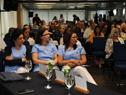 Asistentes a celebración de los 25 años del CTI del Hospital Policial
