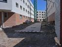 Conjuntos habitacionales cooperativos en construcción en inmediaciones del MAM, barrio Goes