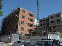 Autoridades de Vivienda visitaron dos edificios que se construyen en terrenos públicos entre Cuareim y avenida del Libertador