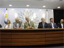 Conferencia sobre décimo aniversario de la inauguración de la Torre Ejecutiva
