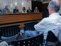 Conferencia de anuncio de Inumet sobre la compra del primer radar meteorológico del país