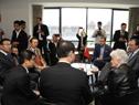 Autoridades celebran acuerdo entre Lifan y Brilliance
