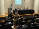 Presentación de investigación sobre enseñanza para niños con parálisis cerebral y dificultades de lenguaje