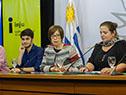 Presentación de resultado de encuesta que constata respaldo de jóvenes a principios de igualdad entre mujeres y hombres