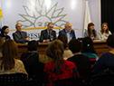 Conferencia sobre centros educativos que conforman la Red Mandela