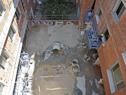 Obras en edificio en Las Piedras