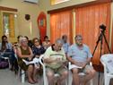 Acuerdo para elaborar un plan de desarrollo para vecinos de San Gregorio de Polanco