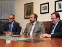 Ministro (i) de Economía, Pablo Ferreri, encabezó firma de extensión del contrato de Pepsico en Zona Franca de Colonia