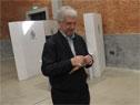 Votación del Presidente Tabaré Vázquez