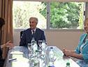 Presidente Tabaré Vázquez se reunió con la directora general de la Unesco, Audrey Azoulay