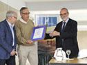 La Unidad de Gestión Desconcentrada de OSE en Maldonado, recibió el Certificado UNIT de Sistema de Gestión de Calidad
