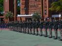 Ceremonia de nuevos alféreces del Ejército Nacional
