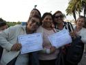 Ceremonia de entrega de 1.000 certificados del Sistema de Cuidados, a nuevos capacitados en atención a la dependencia