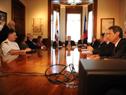 Conferencia de prensa ofrecida por el presidente Tabaré Vázquez