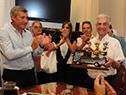 Tabaré Vázquez en lanzamiento de Rondamomo 2020 en la sede Daecpu
