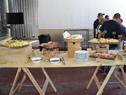 Acto de celebración de reinserción en mercado local y mundial de Gloria Foods del Uruguay