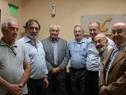 Reconocimiento de la Liga Uruguaya de la Construcción a la labor de los ministros de Trabajo y de Transporte